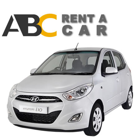 Car rental Thessaloniki Halkidiki HYUNDAI i 10