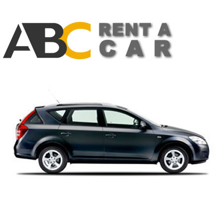 Car rental Thessaloniki Halkidiki KIA CEED