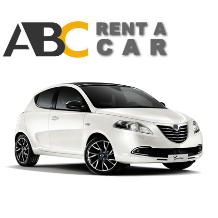 Car rental Thessaloniki Halkidiki Lancia Y