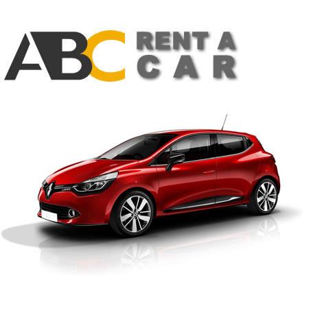 Car rental Thessaloniki Halkidiki Renault Clio