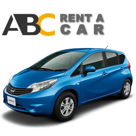 Car rental Thessaloniki Halkidiki Nissan Note