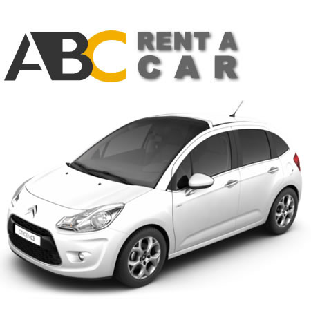 Car rental Thessaloniki Halkidiki CITROEN C3
