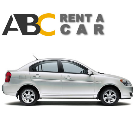Car rental Thessaloniki Halkidiki HYUNDAI Accent