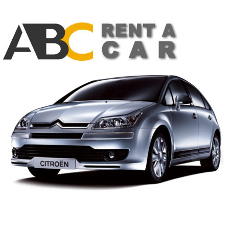 Car rental Thessaloniki Halkidiki CITROEN C4