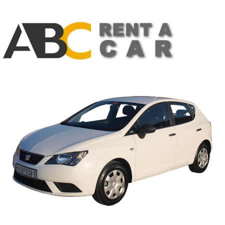 Rent A Car Thessaloniki Halkidiki Seat Ibiza