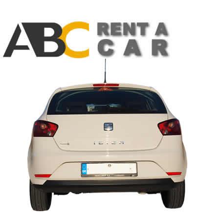 rentcar Thessaloniki Chalkidiki Rent a car Seat Ibiza