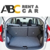 rent car Thessaloniki Chalkidiki Nissan Note