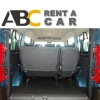 rent car Thessaloniki Chalkidiki Fiat Scudo